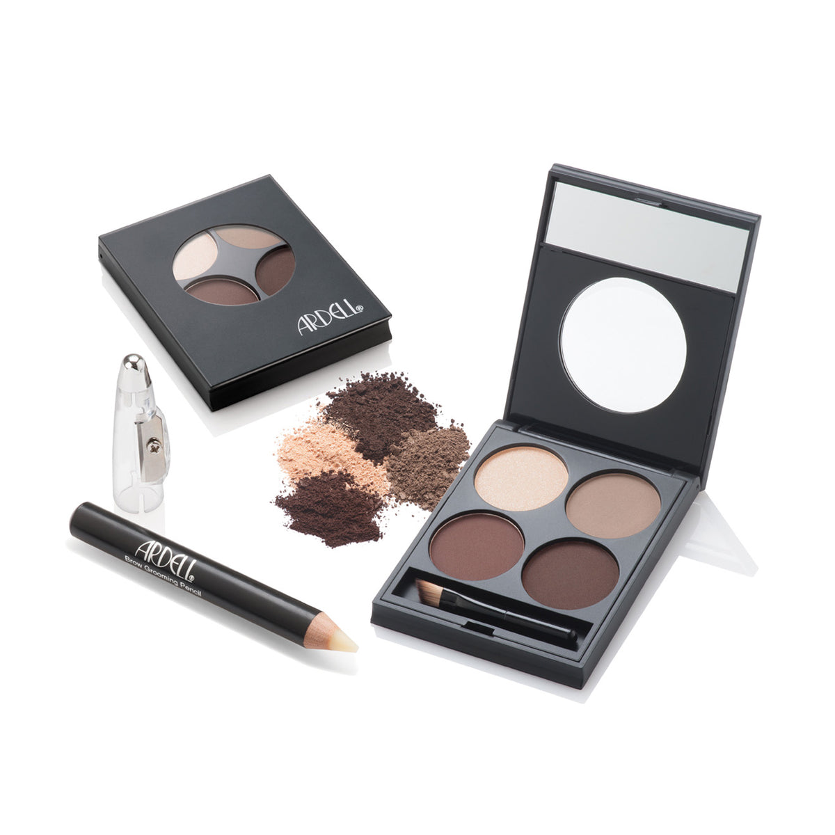 Ardell Complete Brow Defining Kit Medium