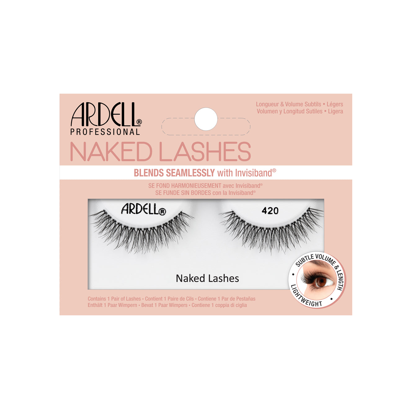 Ardell Naked Lash 420