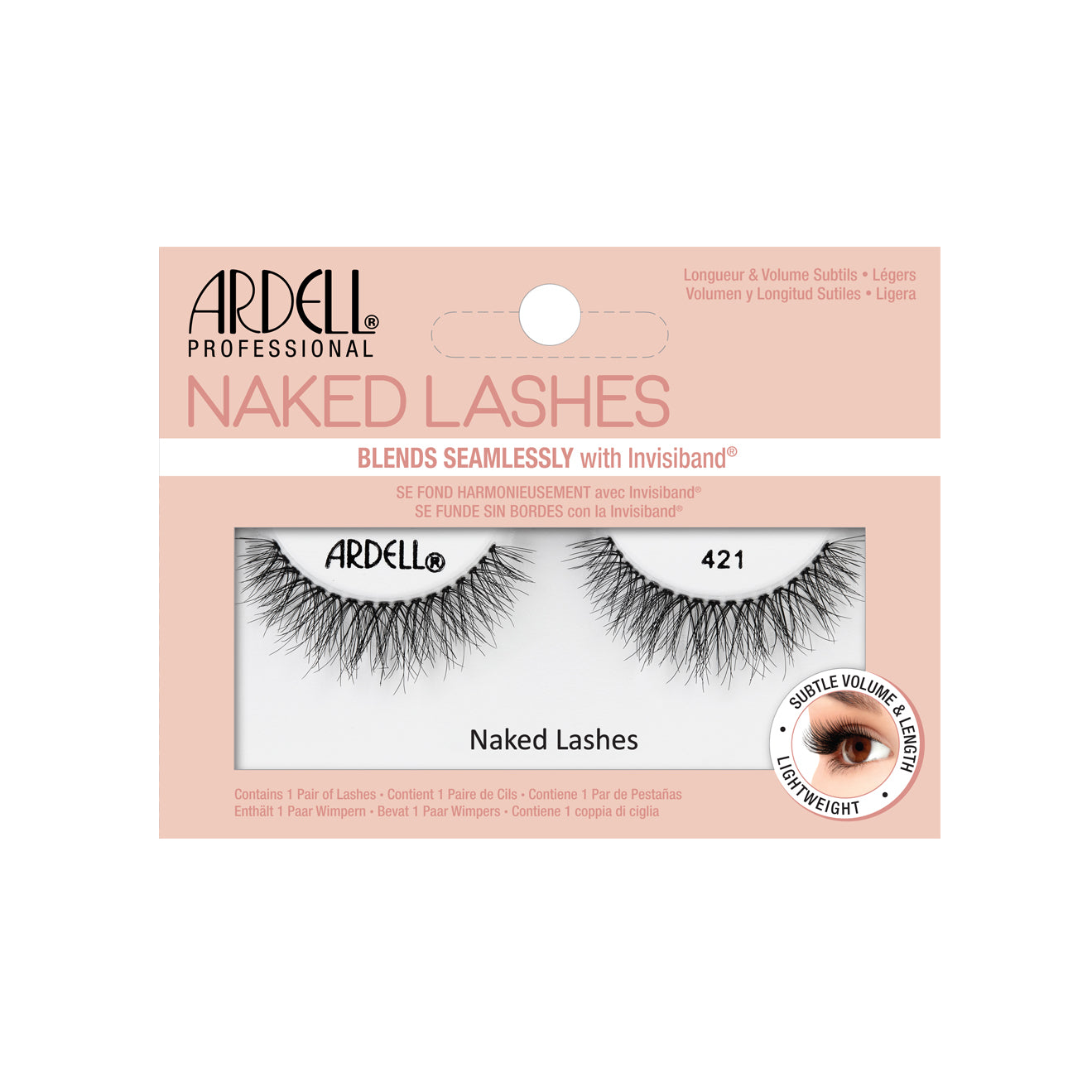 Ardell Naked Lash 421