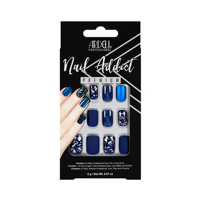 Ardell Nail Addict Matte Blue