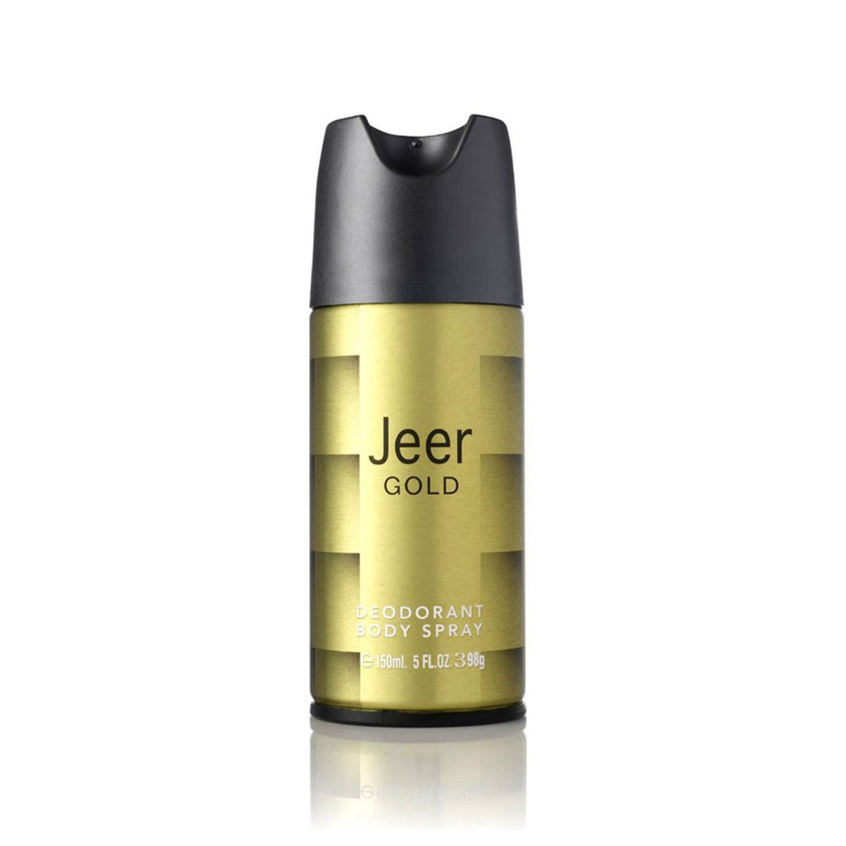 Jeer Gold Deodorant B/Spray