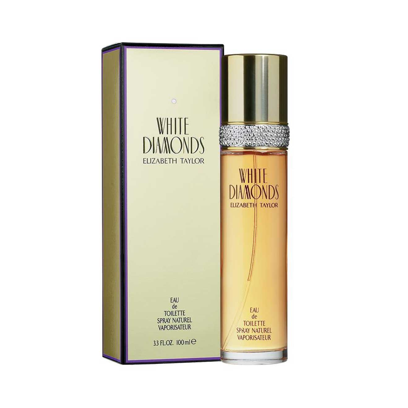 White Diamonds EDT Spray Natural 100ml
