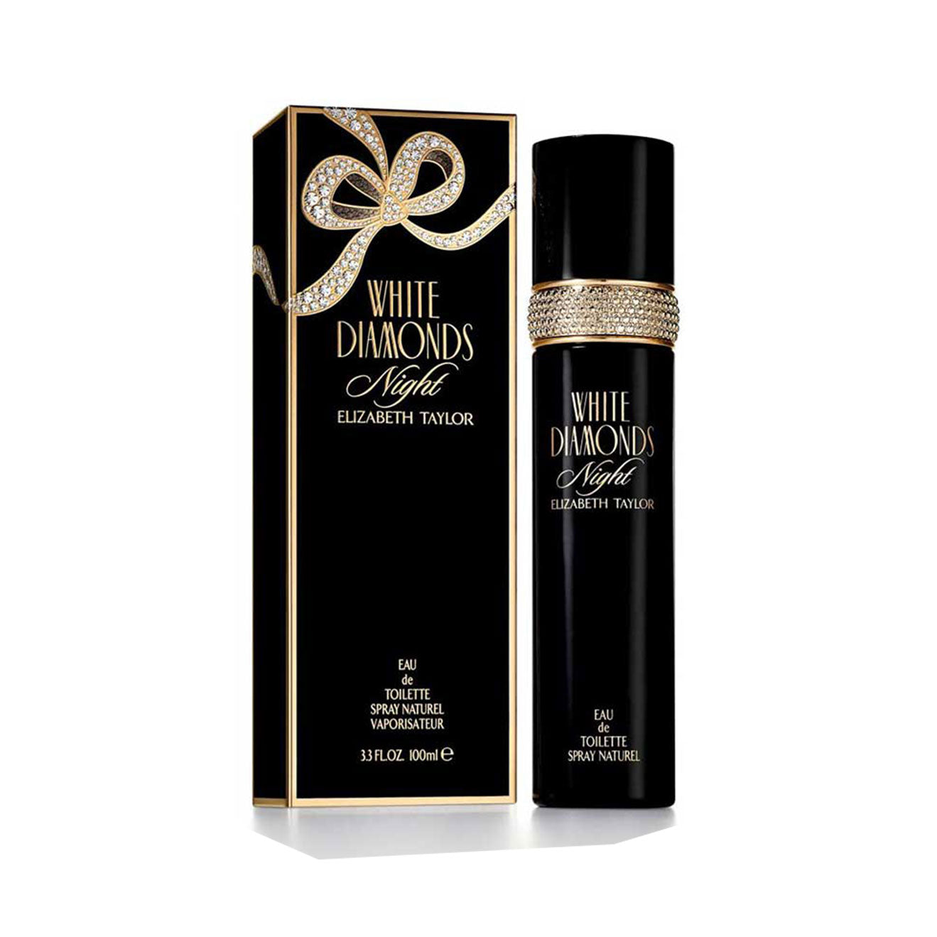 White Diamonds Night EDT Spray 100ml