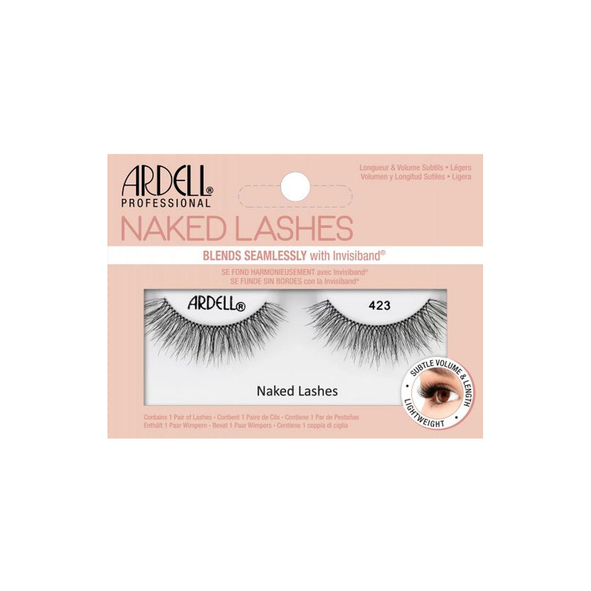 Ardell Naked Lash 423