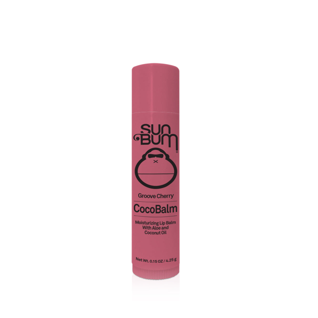 Sun Bum CocoBalm Groove Berry 4.25g