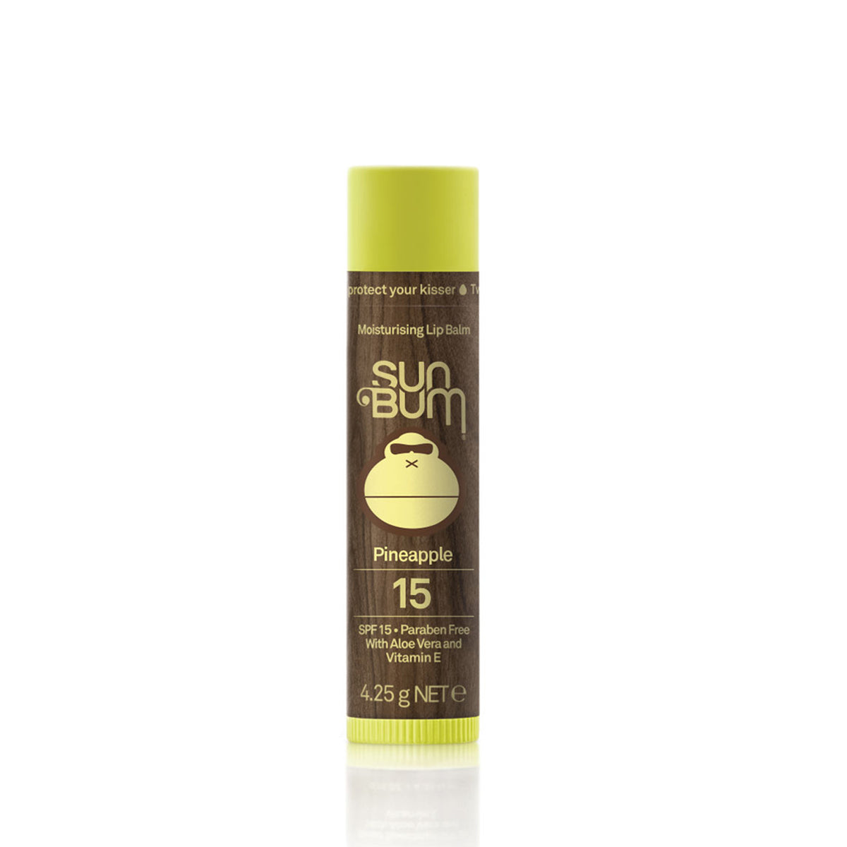 Sun Bum SPF15 Lip Balm Pineapple
