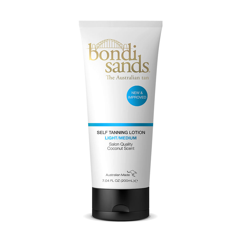 Bondi Sands Self Tan Lotion Light/Med 200ml