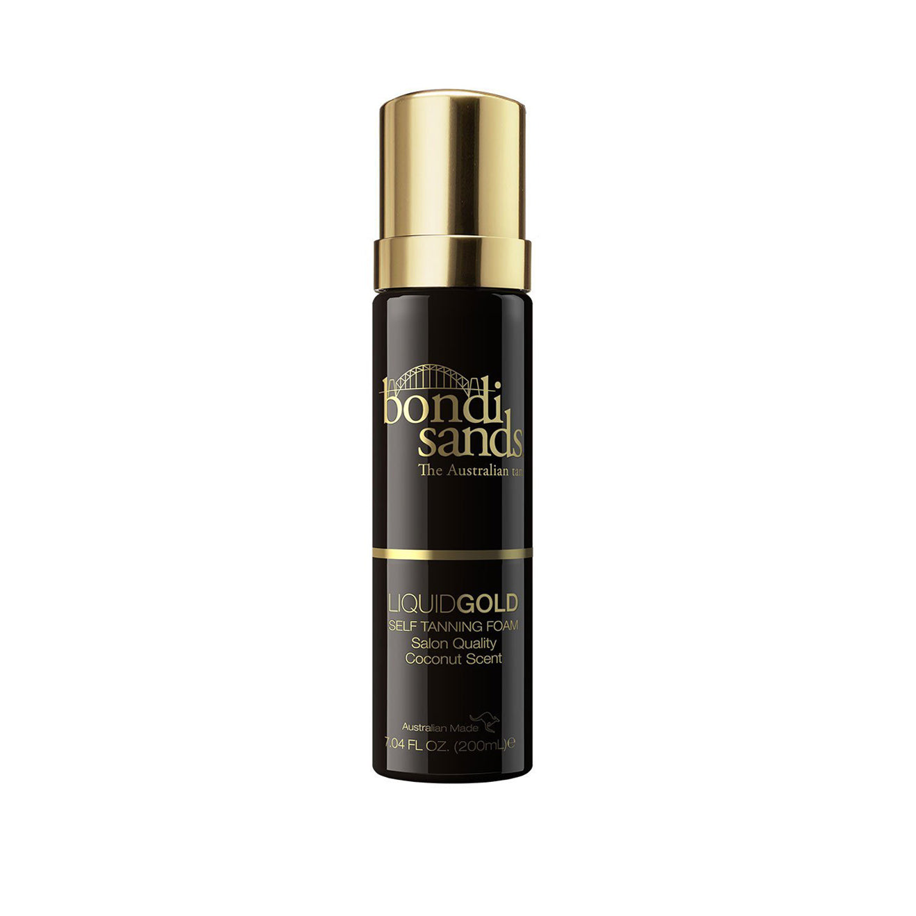 Bondi Sands Liquid Gold Foam 200ml
