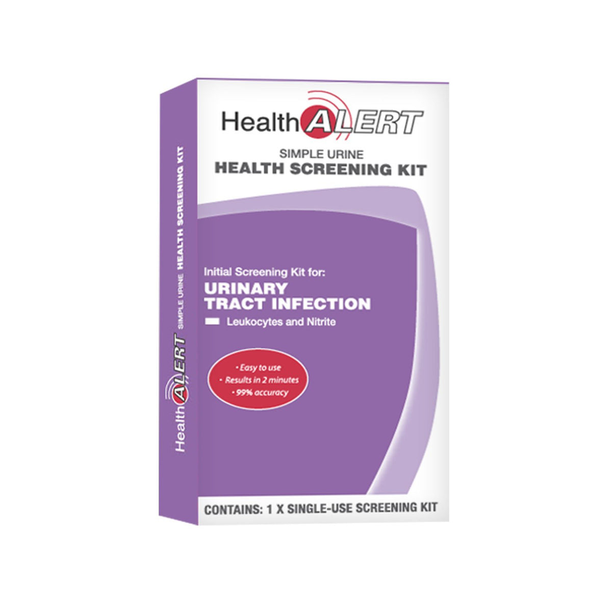 Urinary Tract Infection - Screening Kit