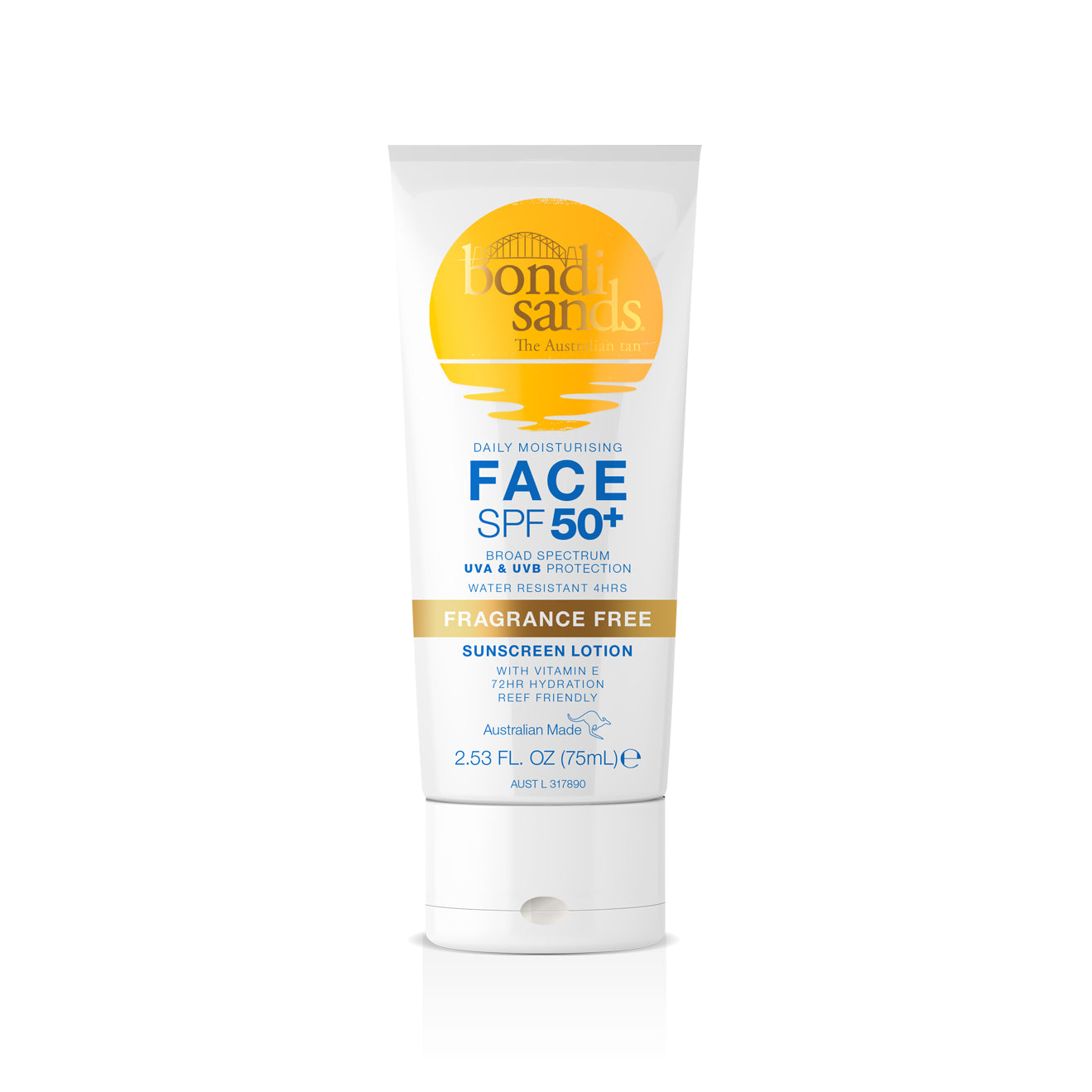 Bondi Sands SPF 50+ FACE SUNSCREEN LOTION