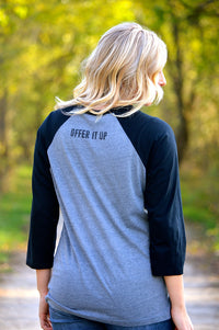 BASEBALL OFFER IT UP TEE