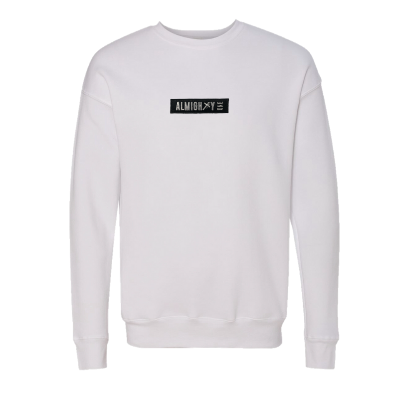 PATCH CREW NECK
