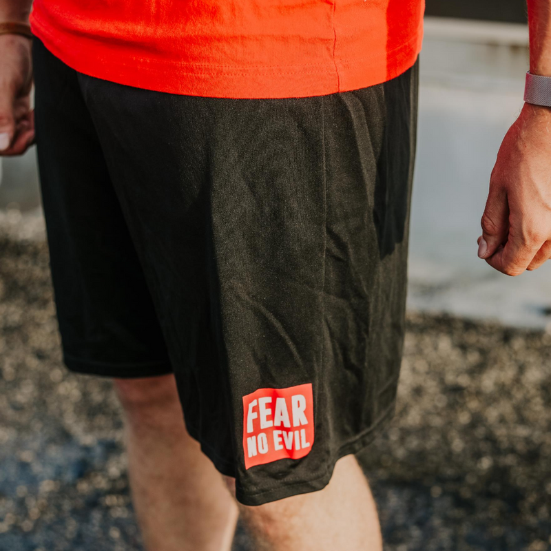FEAR NO EVIL SHORTS
