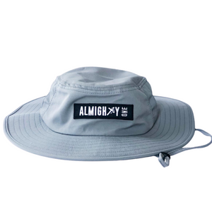 PATCH BUCKET HAT