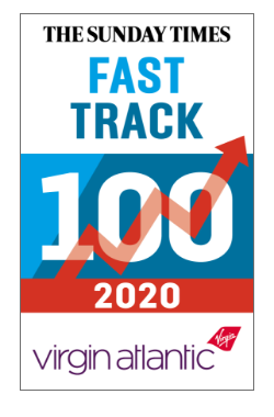 Sunday Times Fast Track 100 2020
