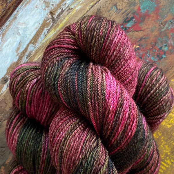 Madeline Tosh - Tosh DK - Wilted Rose