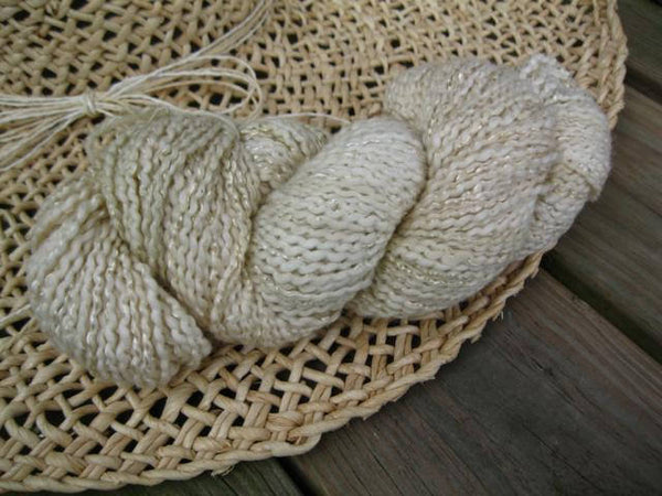 Farmhouse Yarns - Cotton Blossom - Ecru