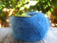 Galler Yarns - Belangor - Copen Blue