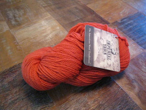 Imperial Yarns - Tracie Too - Autumn Rust