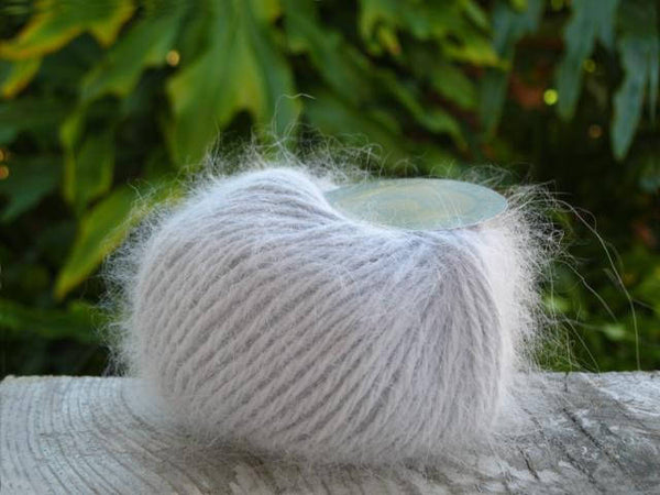 Galler Yarns - Belangor - Pearl Grey