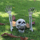 Halloween Skull Decor Prop