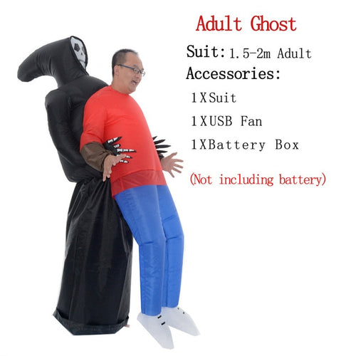 Inflatable Ghost Costume