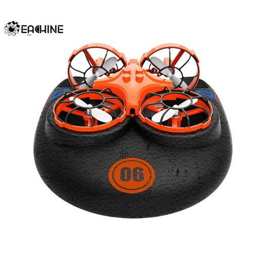 Eachine 3 in 1 Detachable One Key Return RC Drone Quadcopter RTF
