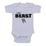 Beauty and Beast Onesie