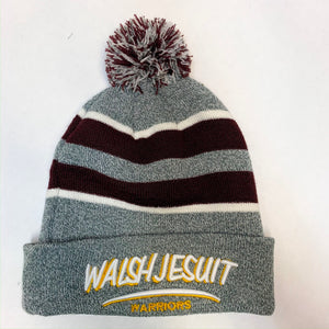 Walsh Jesuit Warriors Winter Hats