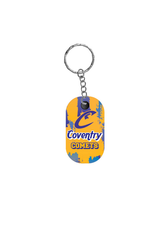 Coventry Comets Keychains