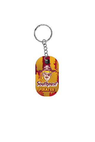 Southeast Pirates Keychains