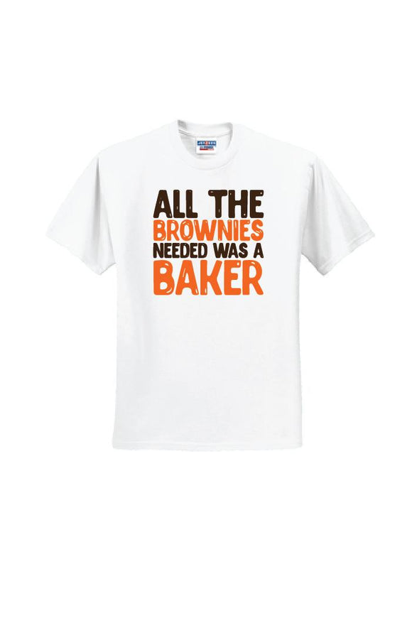 Brownie's Baker T-Shirt or Hoodie