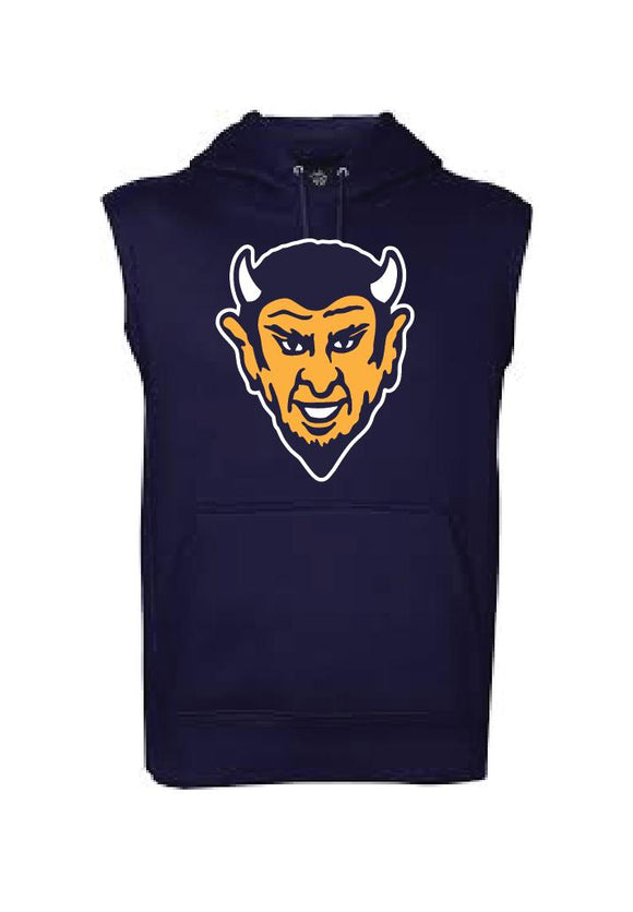 Tallmadge Blue Devils Sleeveless Hoodie