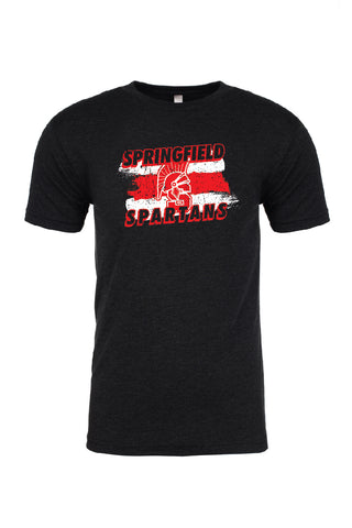 Springfield Spartans T-Shirt