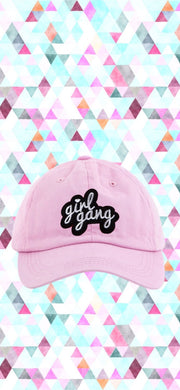 Girl Gang Ball Cap - [product_style] - Default - WILLOWTREE MARKET