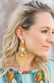 Enchanted Belle Earrings - [product_style] - Jewelry - WILLOWTREE MARKET
