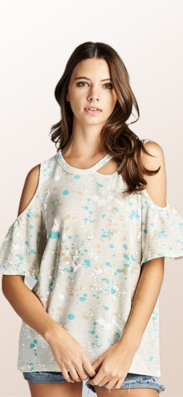 Paint Me Pretty Top - [product_style] - Tops - WILLOWTREE MARKET