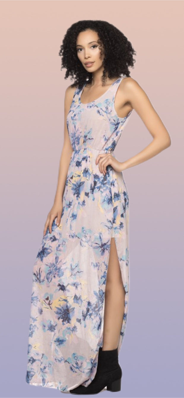 Lavender Fields Dress - [product_style] - Default - WILLOWTREE MARKET