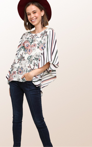 Boho Top - [product_style] - Tops, Clothing - WILLOWTREE MARKET