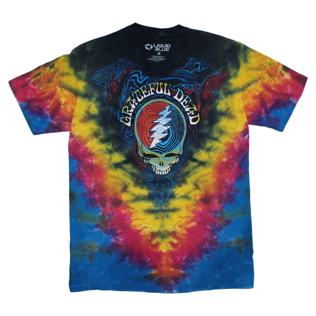 Grateful Dead Ripple Tee - [product_style] - Band T's - WILLOWTREE MARKET