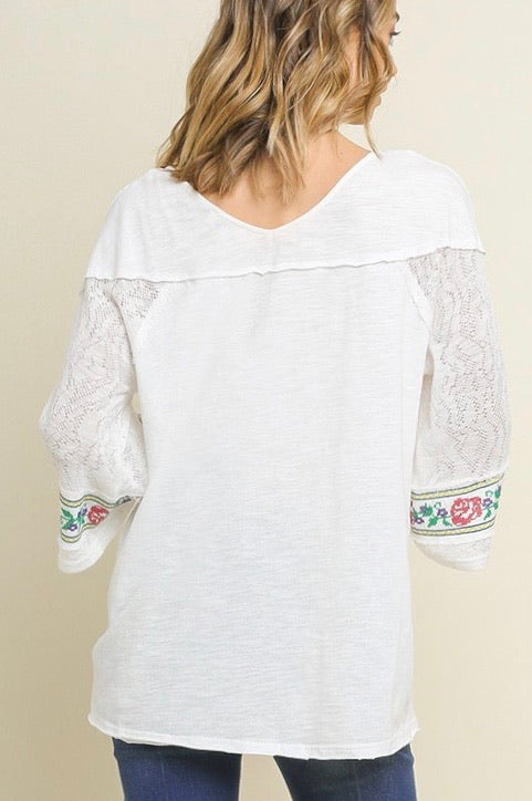 Barbie Bell Sleeve Top - [product_style] - Tops, Clothing - WILLOWTREE MARKET