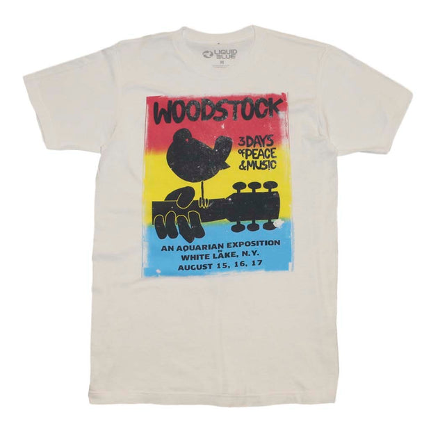 Woodstock White Lake - [product_style] - Band T's - WILLOWTREE MARKET
