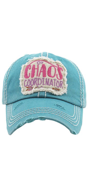 Chaos Coordinator Ball Cap - [product_style] - Hats - WILLOWTREE MARKET