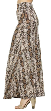 She's Wild Snake Print Skirt - [product_style] - Default - WILLOWTREE MARKET