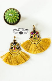 Queen Bee Earring - [product_style] - Jewelry - WILLOWTREE MARKET