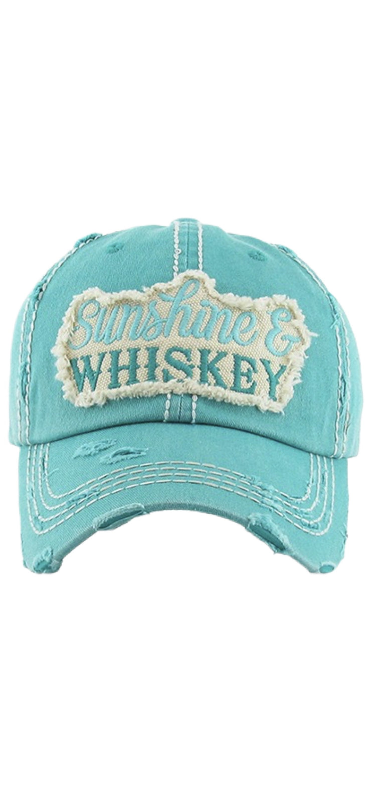 Sunshine And Whiskey Hat - [product_style] - Hats - WILLOWTREE MARKET