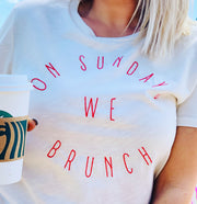 Sunday Brunch Tee - [product_style] - Default - WILLOWTREE MARKET