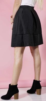 Striped Skirt - [product_style] - Clothing - WILLOWTREE MARKET