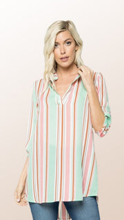 Candyland Chiffon Shirt - [product_style] - Default - WILLOWTREE MARKET