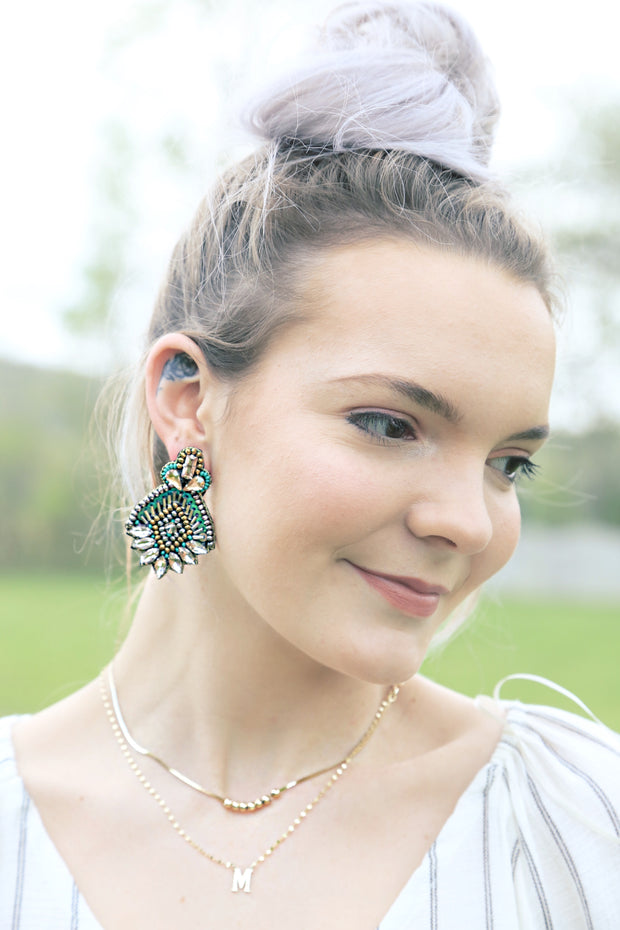 Aspen Earring - [product_style] - Jewelry - WILLOWTREE MARKET